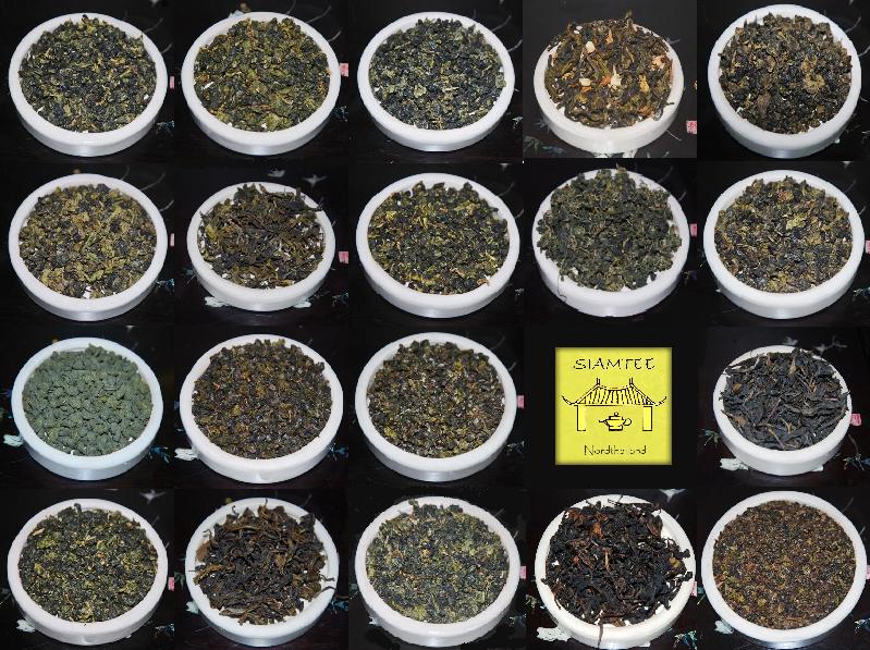 Entwicklung des Teeanbaus in Nordthailand