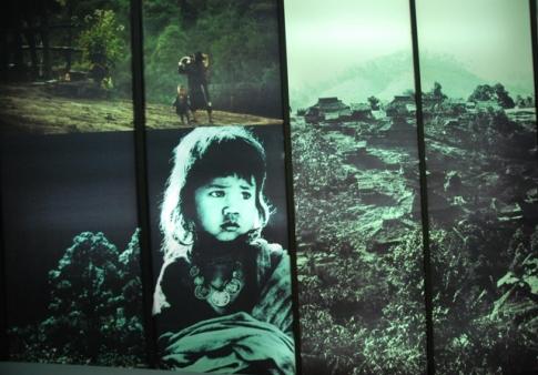 Royal Development Project Doi Tung, Nordthailand, Hall of Inspiration: Exponat (Auszug)