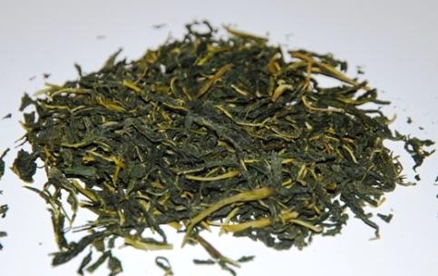 Maulbeerblätter für Tee, CloseUp