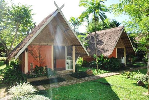 Unser Bungalow im Rim Taan Resort