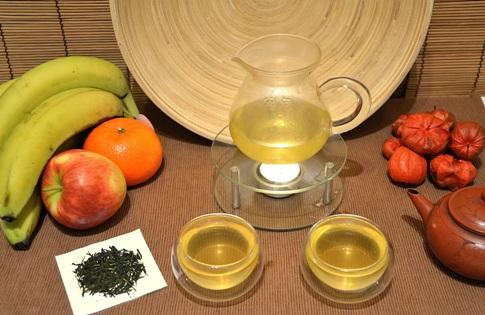 Organischer Sencha Grüntee aus japan (unbeschattet)