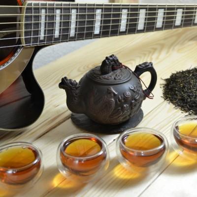 Jin Mao Hue Golden Monkey - sorten- und herkunftsreiner Tee