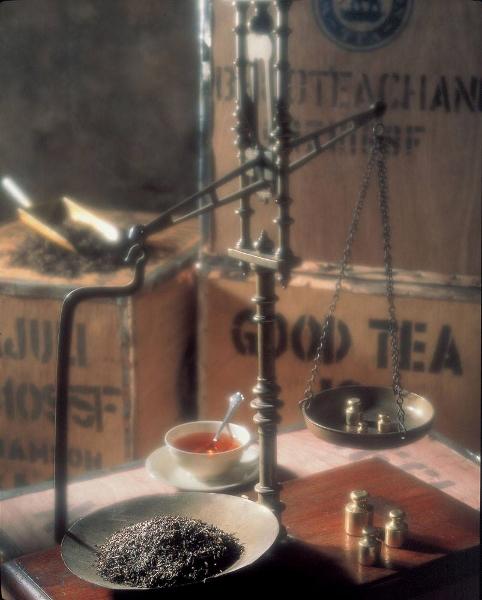 Der Weg des Tees vom Teegarten bis in die Tasse : Unternehmergewinne