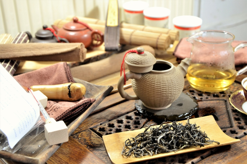 Bolaven Plateau Green - Grüner Tee von nativen Teebäumen in Laos